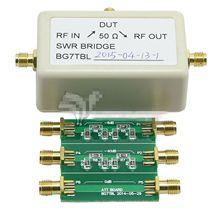 1 M-500 M SWR Elektronik Köprü Ayakta Dalga Köprü + 6dB 40dB Zayıflatıcı NWT Serisi Frekans Süpürme Metre kalibrasyon Cihazı
