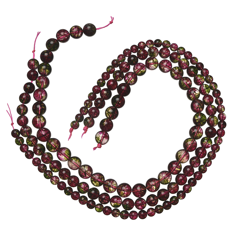 Fantastic Tourmaline Crystal Gemstone Size 10-8-6mm DIY Jewellry accessories beads material wholesaler findings 16inch gemFantastic Tourmaline Crystal Gemstone Size 10-8-6mm DIY Jewellry accessories beads material wholesaler findings 16inch gem