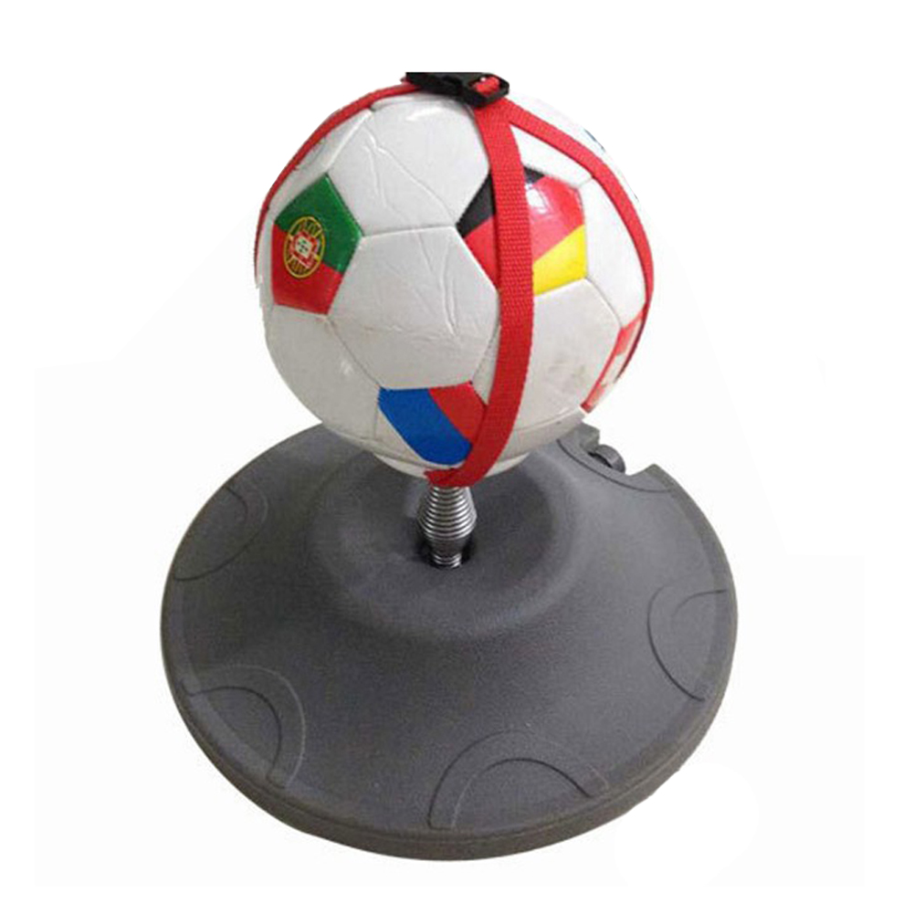 2018 Football indoor training equipment soccer kick ball speed trainer futbol Practice coach Sports Assistance top quality