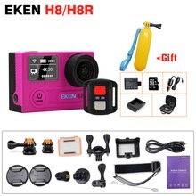 Full Accessory ~ EKEN H8R H8 Action camera VR360 Remote Controller ultra 4K / 30fps 2.0″ Dual LCD Helmet Cam waterproof sport DV