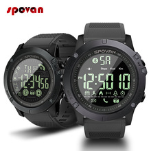 Sport Smart Watch Men Professional 5ATM Waterproof Bluetooth Call Reminder Digital Alarm Clock For iOS Android Phone