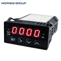 DC 12V XMT 7100 Mini Panel Size 48 24mm Intelligent Red LED Digital Display Industrial Usage