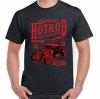 Unique T Shirts Men S Fashion 2018 O Neck Hotrod Steel In Motion Mens T Shirt
