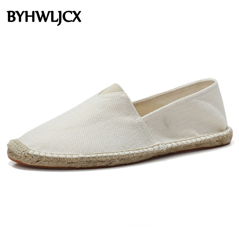Sneakers Espadrilles Daily-Shoes Outdoor Unisex High-Quality Casual Summer Comfort Soft