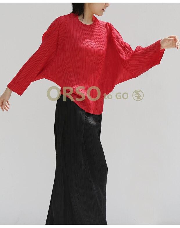 Solide Mode rouge gris Chauve souris Cou Livraison Lâche Gratuite Pli Stock lavande T Slash En shirts Noir Manches Style wUwXqa5