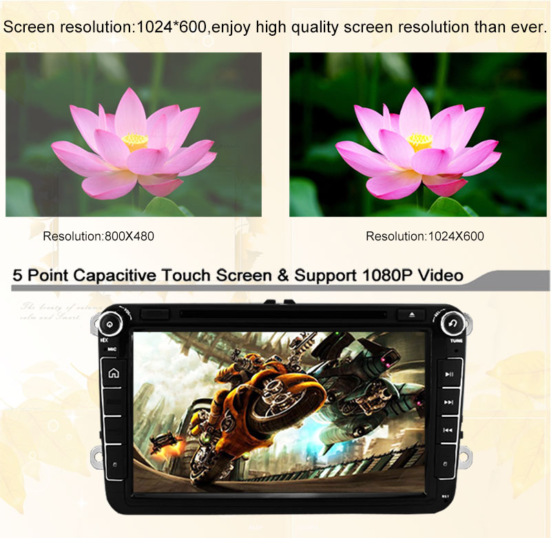 2 din car dvd gps android 5.1