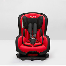 Child car seat adjustable reclining seat newborn baby dedicated 0-4 years unbuckle kids car seat недорого