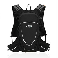 18L Bike Bag Ultralight Waterproof Sports Breathable Outdoor Backpack Bicycle Bag Portable Folding Water Bag Cycling Backpack