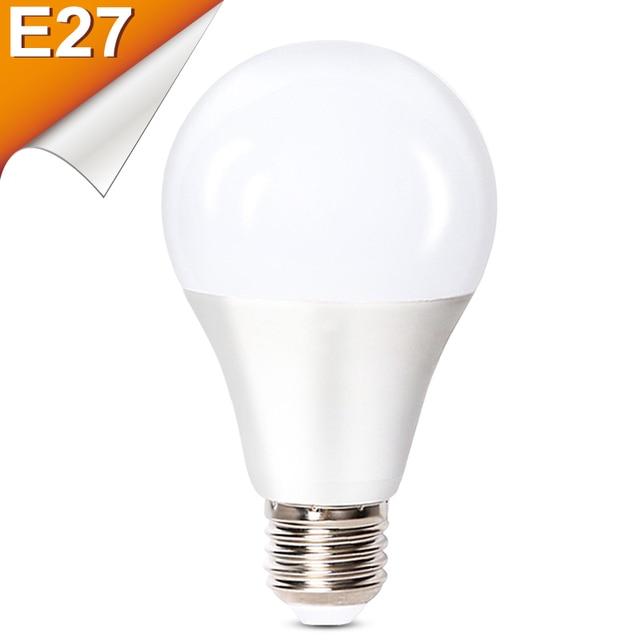 Brightest Led Bulb >> High Power E27 Bright Led Bulb Lamp 3w 5w 7w 9w 12w 15w Ac220v Globe