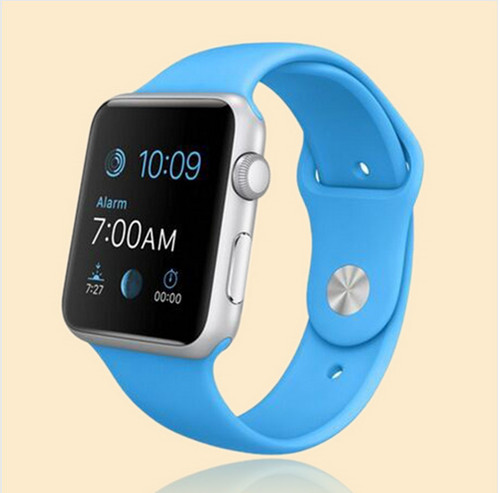 ФОТО New Bluetooth Smart Watch IWO 1:1 1st generation large capacity waterproof smart watches for iPhone IOS and Android Smartphones