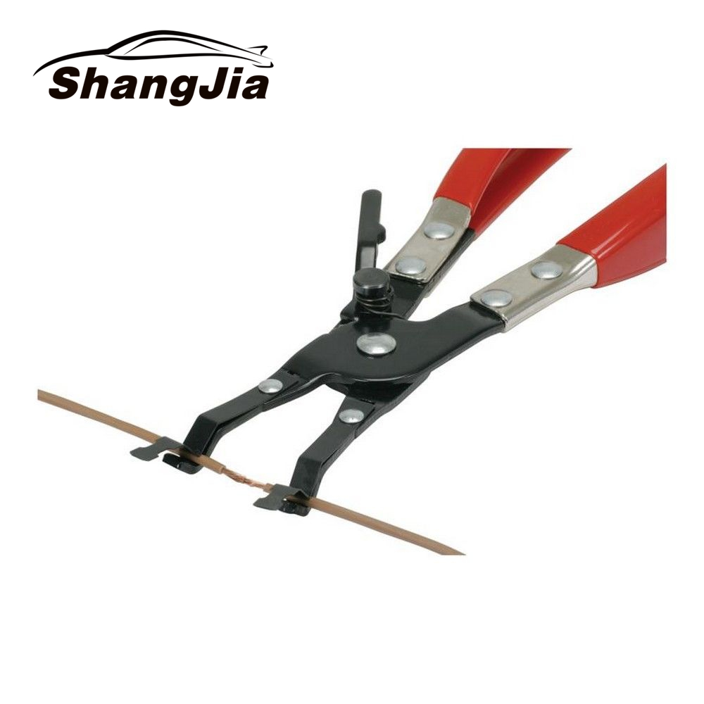 Professional Multi-Functional Anti-Rust Welding Pliers Wires Holding Tool For Holding Two Wires While They Are Soldered Together