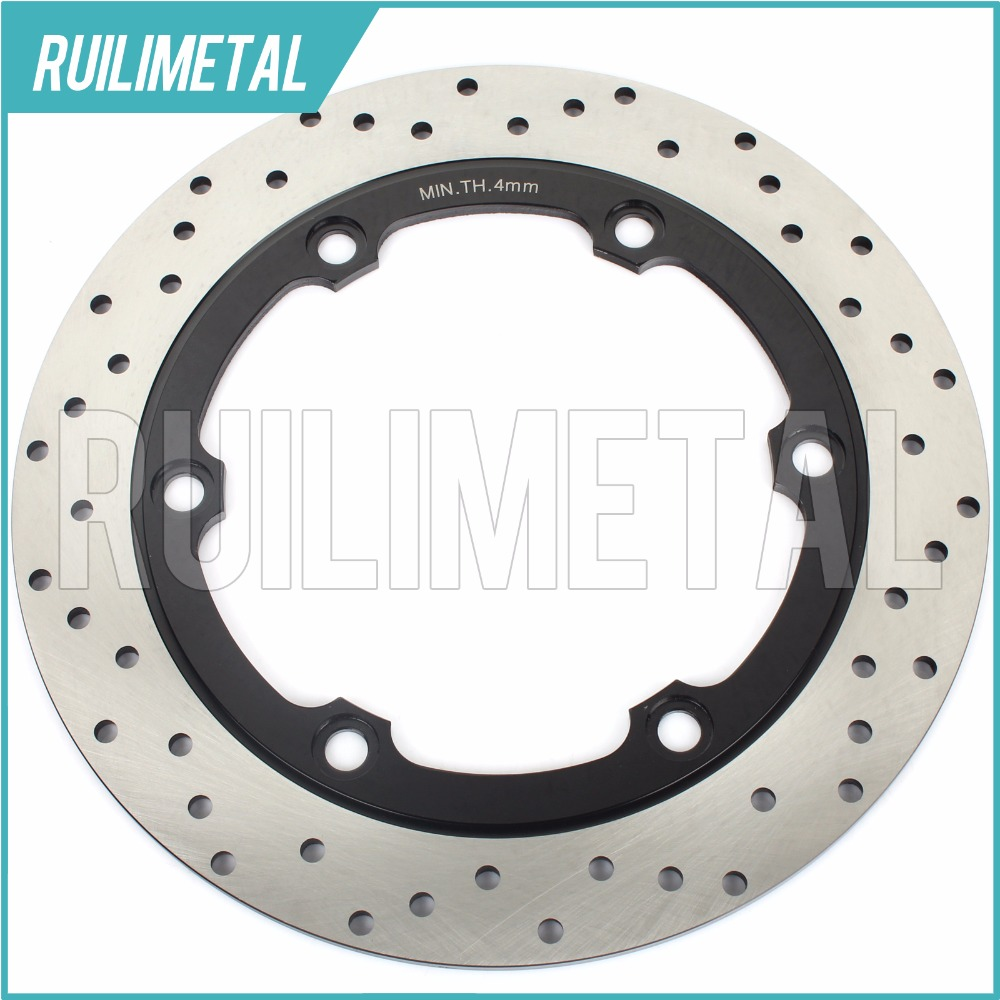 Rear Brake Disc Rotor for CB 1100 SF X-11 X-Eleven 2000-2004 CB 1300 F SF SuperFour ABS 2005 2006 2007 2008 2009 05 06 07 08 09 motorcycle rear brake disc rotor for yamaha yzrr1 yzf r1 yzf r1 2004 2005 2006 2007 2008 2009 2010 2011 04 05 06 07 08 09 10 11