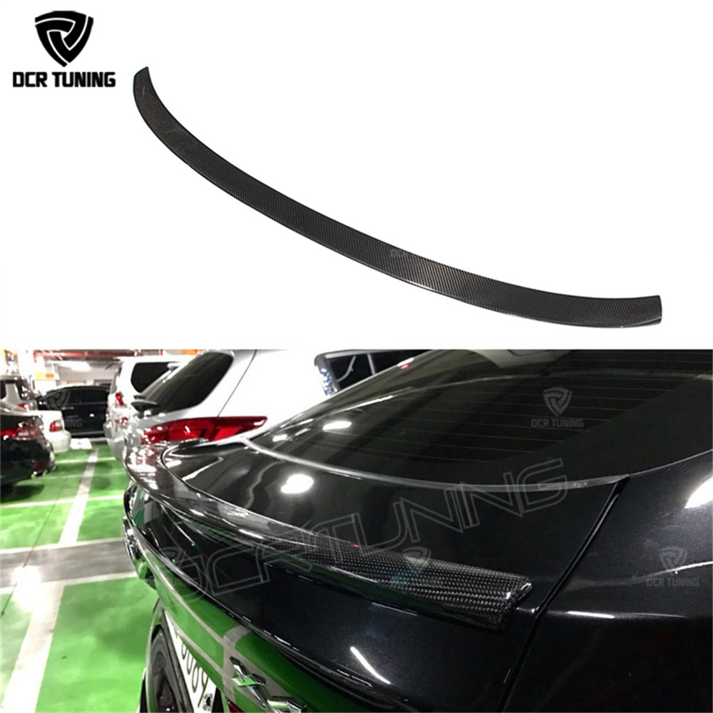 Carbon fiber spoiler For BMW X4 Spoiler 2014 2015 2016 + X4 F26 Carbon Rear Spoiler Xdrive25i xdrive28i xdrive20i X4 Rear wings f26 suv rear trunk lip genuine carbon fiber gloss black back wings spoiler for bmw x4 2014 xdrive20i xdrive28i xdrive35i