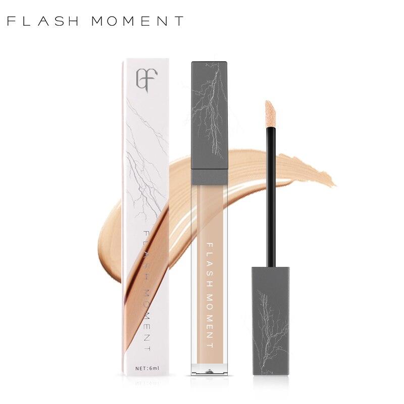 Flashmoment Brand Makeup Concealer Liquid concealer Convenient Pro eye cream New Hot Sale 8color cosmetics