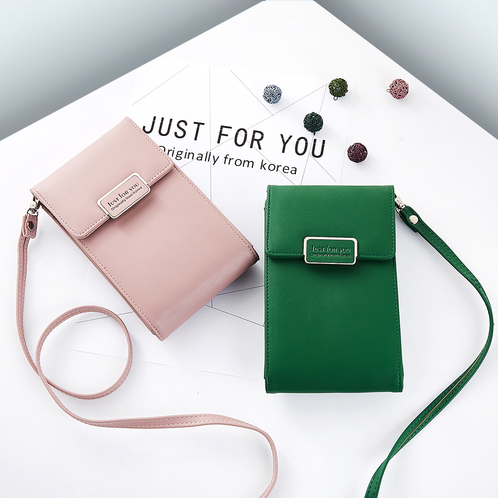 EYES IN LOVE Brand Small Women Shoulder Bag Soft Leather Ladies Mini  Crossbody Cell Phone Pocket Card Case Female Messenger Bags-in Shoulder Bags  from ... eb676aaa7c6b