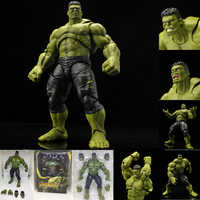 21 centímetros infinito guerra do filme vingadores hulk bruce banner shf brinquedo figura de ação collectible modelo brinquedo