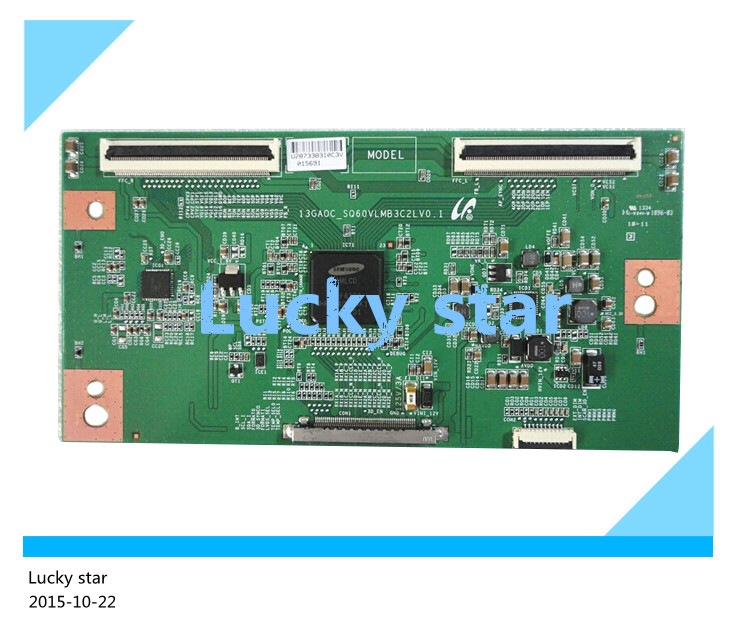 98% new good working High-quality original for board 13GAOC_SQ60VLMB3C2LV0.1 T-con logic board 2pcs/lot стоимость