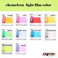 Chemeleon TAOTOP 0.3*10 m de Alta calidad luz rosa película luz del coche Trasera de la Linterna Del Vinilo del Tinte de película protectora