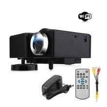UC28 Pro Портативный Мини светодиодный развлечения проектор домашнего кинотеатра оптовая продажа