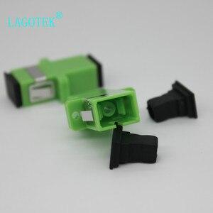 Image 3 - 50/100/200/500 шт., одномодовые волоконно оптические адаптеры