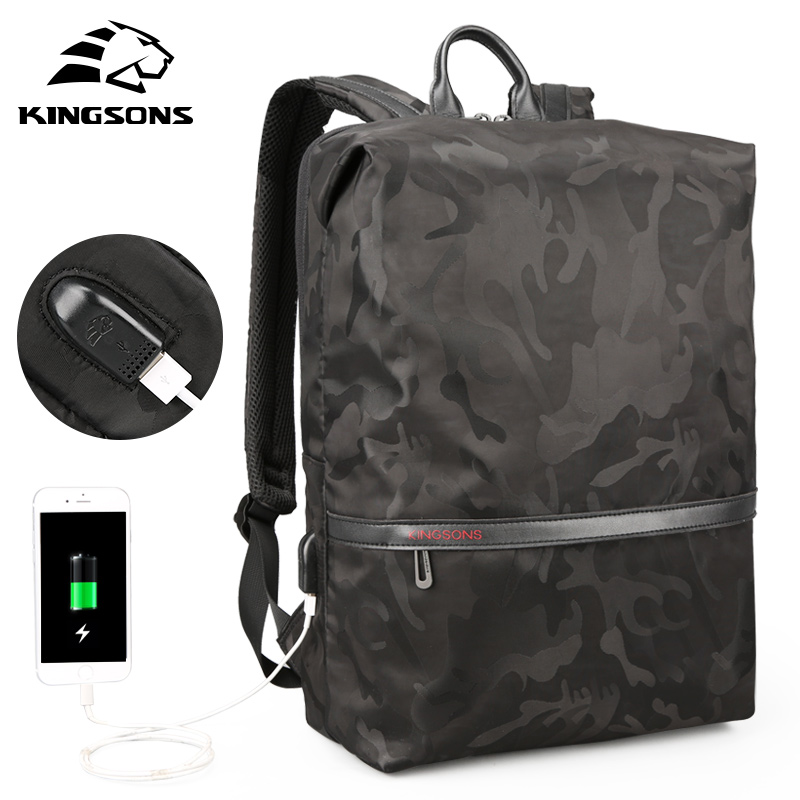 KINGSONS Large Capacity Rucksack 2
