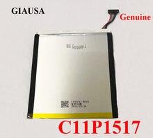 GIAUSA genuíno C11P1517 bateria para ASUS ZENPAD 10 Z300M Z300CNL 6B P00C