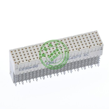 Authentic ERNI connectors CPCI connector 2.0MM 125PIN 5 * 25 with shield
