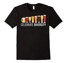 """""""Celebrate Diversity"""" T-Shirt / 2 Colors"""