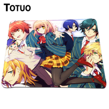 Hot Fashion Computer Laptop Notebook PC Mouse Pad Smooth Speed Up Anime Mice Mat Mousepad For Optical Laser Gaming Mousepad