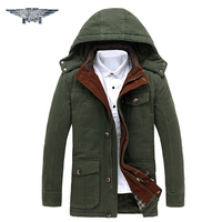 2016 Men S Jacket Mens Brand Thick Coat Hooded Men S Casual Sports Winter Jackets Plus