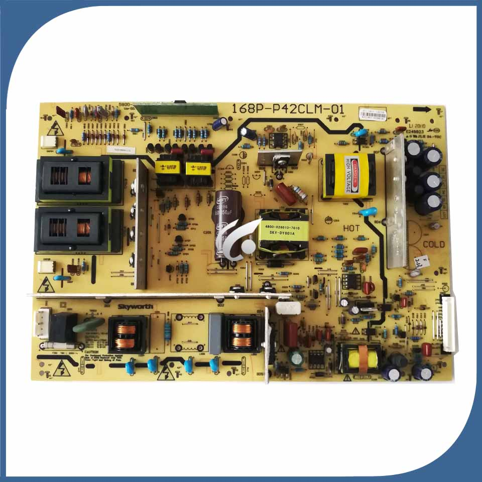 90% new for Power Supply Board 42K08RD 168P-P42CLM-01 5800-P42ALM-0050 baord good working цены