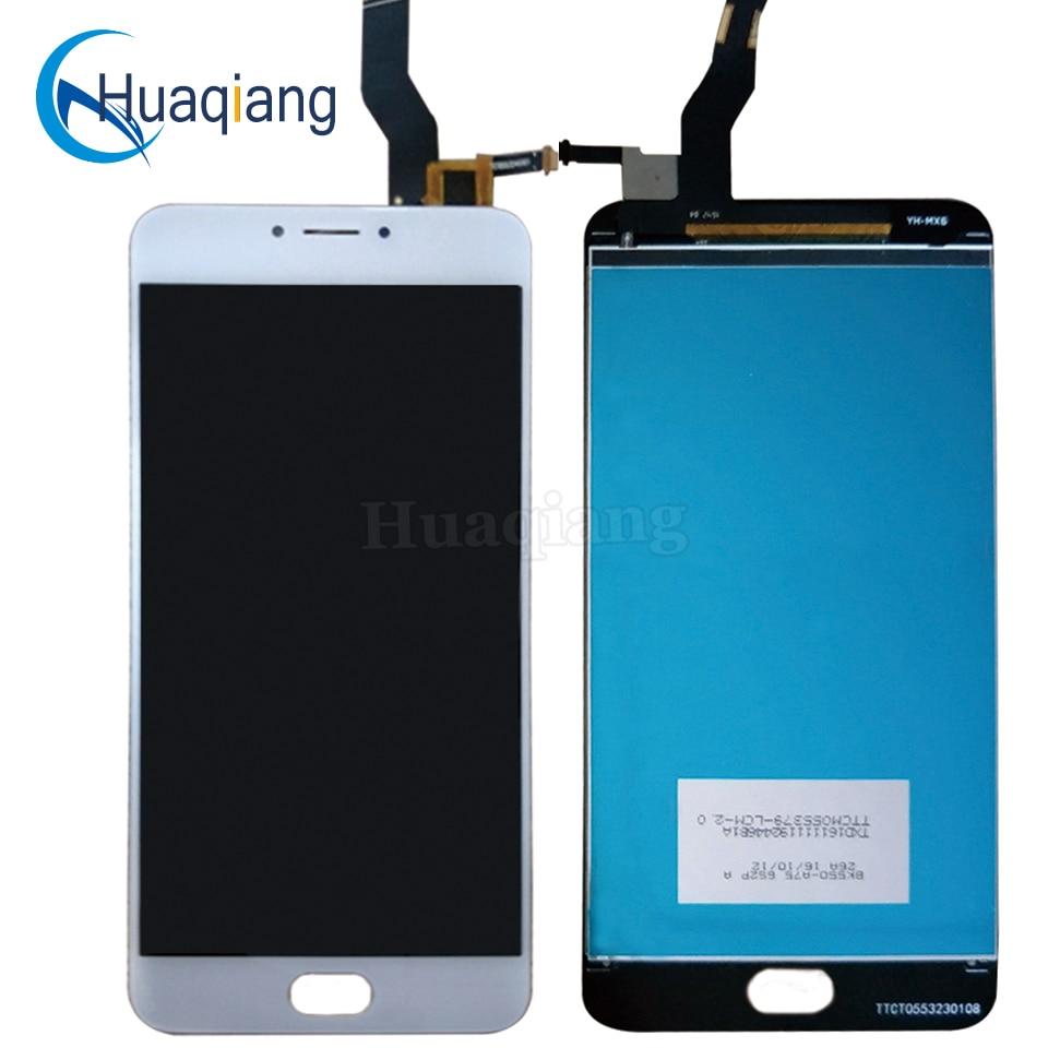 "imágenes para Para L681H Meizu m3 nota Pantalla LCD + Digitizador de la Pantalla Táctil de Reemplazo Celular 5.5 ""para Meizu m3 nota L681H LCD Combo"