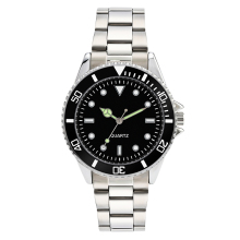 Get more info on the 304 stainless steel band business watch for men luxury mens watches water proof rotary bezel black dial