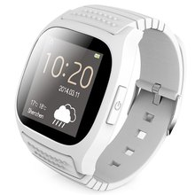 Inteligent M26 Bluetooth V4.0 V4.2 Sync Smart Watch Wearable Devices connect For IOS Android Phone PK GT08 DZ09 GV18 SmartWatch