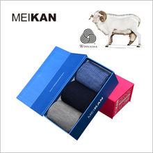 Meias de lã merino homens sox térmica marca quente natal navidad calcetines meias meikan mulheres merino alta qualidade calor titular(China (Mainland))