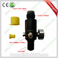 "5 pcs/lot Paintball 4500psi HP Tank Valve Regulator Output Pressure 800psi Thread 5/8""-18UNF"
