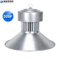50W LED Lamp Industrial High Bay Light with USA Bridgelux led chip AC85 265V LED Driver
