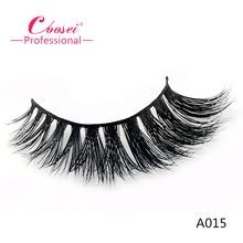 High Quality 100% Real Mink Eyelash,Handmade 3D Mink Lashes,Eyelash Extensions Individual,A015
