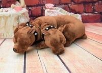 Universal Wizarding World Stuffed plush toy doll 3 Header Dog 35cm