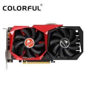 Colorful 1050Ti Video Card GTX 4G GDDR5 128bit PCI-E 3.0 with HDMI DP DVI-D  Port 9049d2a1e9