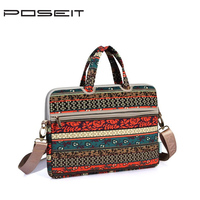 11.6 12 inch Notebook Laptop Sleeve case bag for macbook pro 13.3 Touch bar 15 inch women messenger bags computer shoulder bag