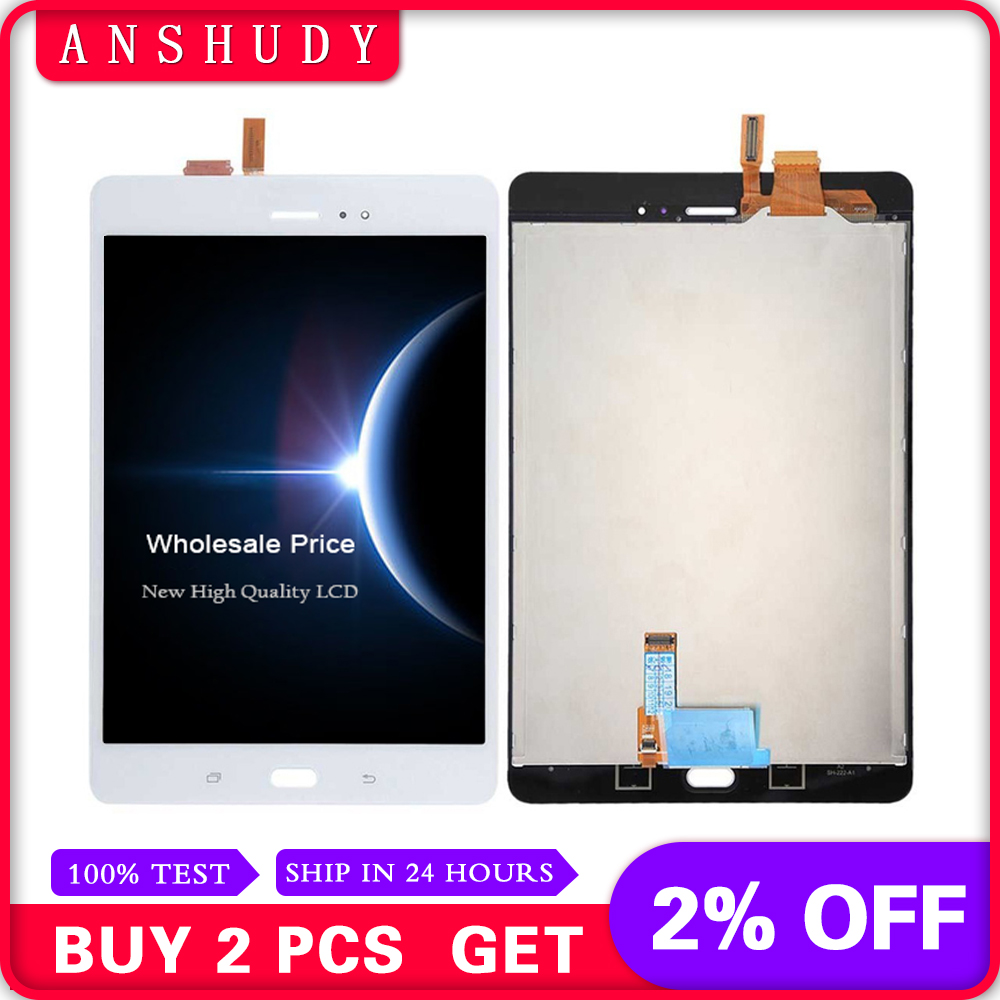 For Samsung Galaxy Tab A SM P350 P350 LCD Display Panel