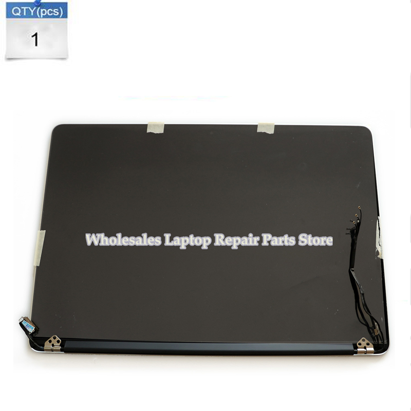 A1398 Genuine New Retina LCD Screen Complete Display Assembly For MacBook Pro 15.4 Late 2013 Mid 2014 ME293 ME294 Tested