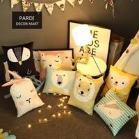 Hot Kid's Cartoon cushion sofa cusion room decoration cute cushion for kids 1pc/lot
