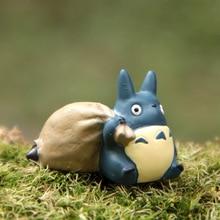 Miniature Figurine Gardening-Decoration Totoro Home-Decor Landscapin Hotuocho Backpack