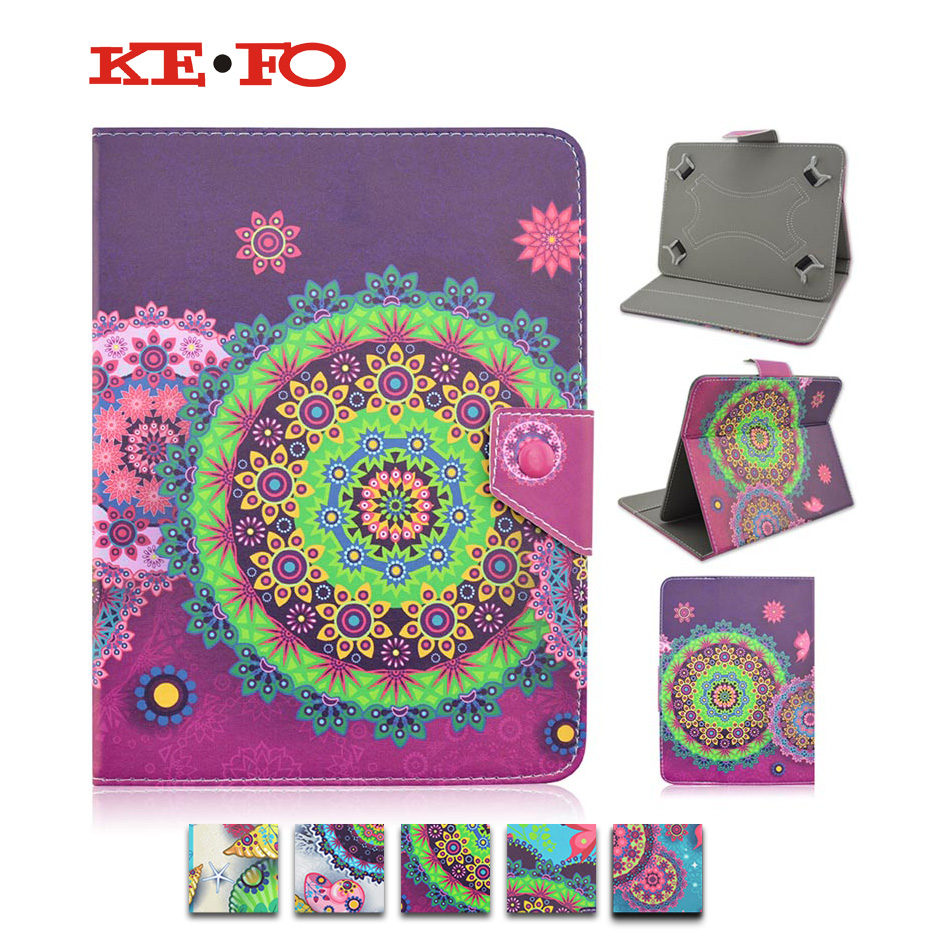 For CHUWI Hi8 Pro Dual OS Tablet Bags Fashion Leather Cases Universal Stand Cover Case For