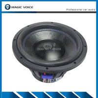 Magic Voice 12 Inch Powerful High Sensitivity Promotion Woofer