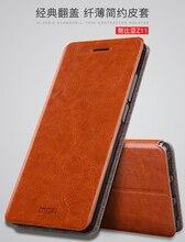 4 Цвета Для ZTE Nubia Z11 Case, оригинал Mofi Руи Тонкий Кожаный Бумажник Case Для ZTE Nubia Z11 Откидная Крышка с Подставкой XR8