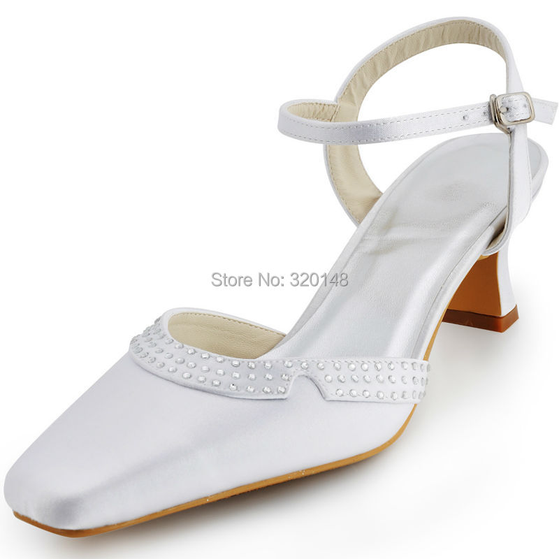 ФОТО Summer Shoes EP11033 Square Toe 2