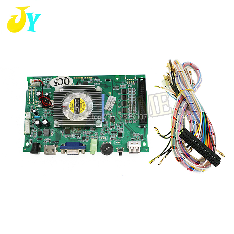 2227 in 1 Game Board Arcade Console Motherboard With Cable 720P HDMI HD Game Board Korean /English Home Version Video Game PCB